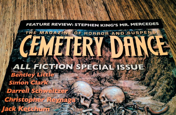 Cemetery Dance 71 Featured